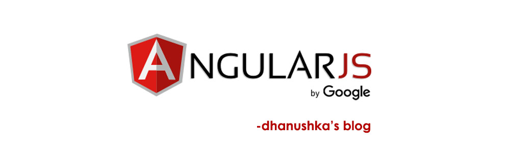 Angular JS මුලසිට – 4